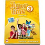 Read Carol - Tiger Time level 3 Student s Book with access code to the Student s Resource Centre