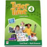 Read Carol - Tiger Time level 4 Student s Book with access code to the Student s Resource Centre