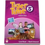 Read Carol - Time Tiger level 5 Student s Book with access code to the Student s Resource Centre