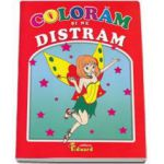 Coloram si ne distram. Carte de colorat