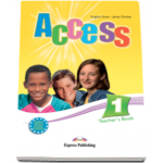 Curs Limba Engleza Access 1 Teachers Book - Virginia Evans si Jenny Dooley