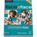 Chris Redston - Face2Face Intermediate 2nd Edition Presentation Plus DVD-ROM - Pentru clasa a XI-a