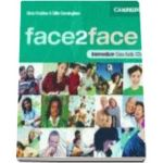 Chris Redston - Face2Face Intermediate Class Audio CDs (3) - Pentru clasa a XI-a