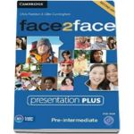 Chris Redston - Face2Face Pre-intermediate 2nd Edition Presentation Plus DVD-ROM - Pentru clasa a XI-a