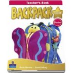 Backpack Gold Starter Teachers Book (Herrera Mario)