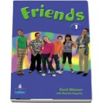Liz Kilbey, Curs de limba engleza Friends 1 (Global) Students Book