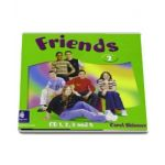 Liz Kilbey, Curs de limba engleza Friends 2 (Global) Class CD4