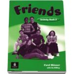 Liz Kilbey, Curs de limba engleza Friends 2 (Global) Workbook