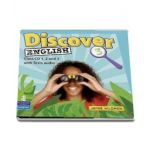 Wildman Jayne - Discover English Global Level 3 Class Audio CD 1-3 with Tests audio