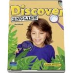 Discover English Global Starter Level Activity Book (Boyle Judy)