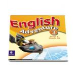 English Adventure Level 3 Song and Chants CD (Izabella Hearn)