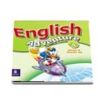 English Adventure Starter A Song and Chants CD (Cristiana Bruni)