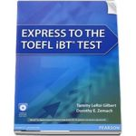 Dorothy E Zemach, Express to the TOEFL iBT Test (with CD-ROM)