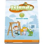 Islands Level 1 Activity Book Plus Pin Code (Susannah Malpas)