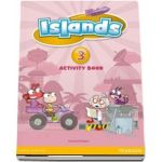 Islands Level 3 Activity Book Plus Pin Code (Susannah Malpas)