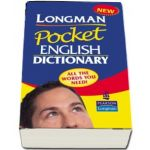 Longman Pocket English Dictionary Cased - All thw words you need!