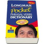 Longman Pocket Phrasal Verbs Dictionary Cased - Check out your phrasal verbs!