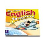 My First English Adventure 1 Songs and Chants CD de Mady Musiol