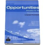 New Opportunities Pre-Intermediate Power Book Pack de Patricia Reilly