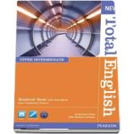New Total English Upper Intermediate Level Students Book with Active Book Pack de Araminta Crace