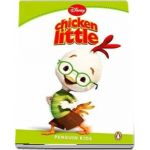 Chicken Little - Penguin Kids, level 4 de Marie Crook