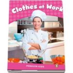 Clothes at Work CLIL - Penguin Kids, level 2 de Linnette Erocak