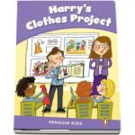 Harrys Clothes Project CLIL - Penguin Kids, level 5 de Marie Crook