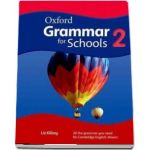 Oxford Grammar for Schools: 2 - Students - Book and DVD-ROM (Liz Kilbey)