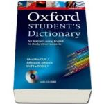 Oxford Students Dictionary 3rd Edition (for learners using English to study other subjects) Paperback with CD-ROM