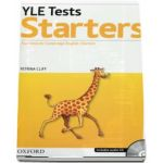 YLE Tests Starters. Four tests for Cambrige English: Starters - Includes audio CD (Petrina Cliff)