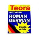Dictionar roman - german 15000 cuvinte