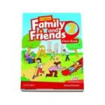 Family and Friends 2 Class Book and MultiROM Pack
