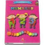 English for kids - Numbers (Contine 32 cartonase cu imagini color) de Silvia Ursache