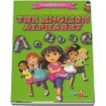 English for kids - The english alphabet (Contine 32 cartonase cu imagini color) de Petru Ursache