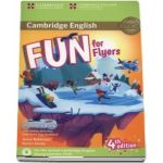 Anne Robinson, Fun for Flyers Students Book with Online Activites and Home Fun Booklet 6 (4th edition)
