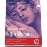 Little Women de Louisa May Alcott (Websters Word Power English Readers With Audiobook, Notes and Glossary)