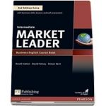 Market Leader 3rd Edition Extra Intermediate level Coursebook and DVD-Rom pack de David Cotton