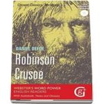Robinson Crusoe de Daniel Defoe (Websters Word Power English Readers With Audiobook, Notes and Glossary)