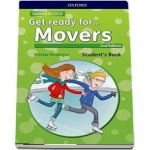 Get Ready for... Movers. Students Book with downloadable audio - 2nd Edition - Updated for 2018 (Kirstie Grainger)