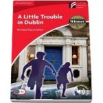 A Little Trouble in Dublin Level 1 Beginner/Elementary de Richard MacAndrew