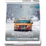 Blizzards - Killer Snowstorm (Beginning Book with Online Access) - Genevieve Kocienda