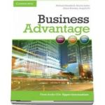 Business Advantage. Upper-intermediate Audio CDs