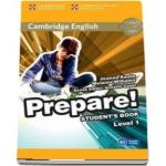 Cambridge English Prepare! Level 1 Student's Book - Melanie Williams