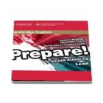 Cambridge English Prepare! Level 4 Class Audio CD
