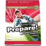 Cambridge English Prepare! Level 5 Student's Book and Online Workbook with Testbank