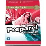 Cambridge English Prepare! Test Generator Level 4 (CD-ROM) - Emma Heyderman