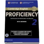 Cambridge English Proficiency 2 Student's Book with Answers with Audio - Authentic Examination Papers from Cambridge English Language Assessment