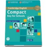 Compact Key for Schools Workbook without Answers with Audio CD (Frances Treloar)