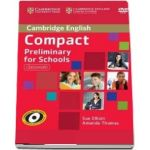 Compact Preliminary for Schools Classware DVD-ROM - Amanda Thomas and Sue Elliott