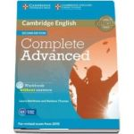 Complete Advanced Workbook with Answers with Audio CD (Laura Matthews and Barbara Thomas)